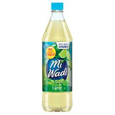 MiWadi NAS Lime - 1L - BB Oct 2020 - 4 In Stock