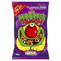 Walkers Monster Munch Pickled Onion - 40g