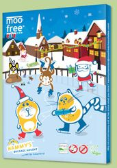 Moo Free Advent Calendar - 100g - Sold Out