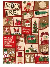 Moo Free Milk Chocolate Advent Calendar - 70g - Sold Out 2020