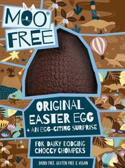 Moo Free Organic Original Easter Egg - 80g - Sold Out 2021