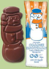 Moo Free Orange Snowman - 32g - Sold Out