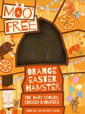 Moo Free Organic Orange Easter Hamster Egg - 80g - Sold Out 2021