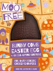 Moo Free Organic Bunny Comb Easter Egg - 80g - Sold Out
