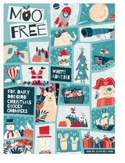 Moo Free White Chocolate Advent Calendar - 70g - Sold Out 2020