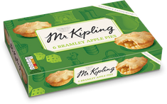 Mr. Kipling Apple Pies - 399g - Sold Out