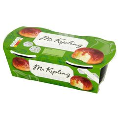 Mr. Kipling Cherry Bakewell Puddings - 190g - Sold Out