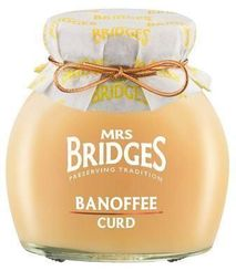 Mrs. Bridges Banoffee Curd - 340g