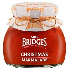 Mrs. Bridges Christmas Marmalade - 250g - Sold Out