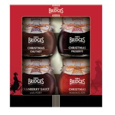 Mrs. Bridges Christmas Selection Gift Box - Not Available 2019