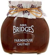 Mrs. Bridges Farmhouse Chutney - 300g - 5 In Stock