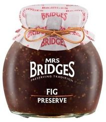 Mrs. Bridges Fig Preserve - 340g - 3 In Stock