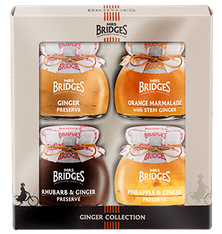 Mrs. Bridges Ginger Collection - 452g