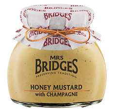 Mrs. Bridges Honey Mustard with Champagne - 200g - Sold out