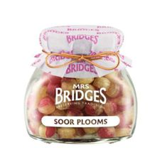 Mrs. Bridges Soor Plooms - 155g - Sold Out