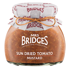 Mrs. Bridges Sun Dried Tomato Mustard - 200g - Sold Out