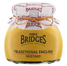 Mrs. Bridges Traditional English Mustard - 200g - Sold out