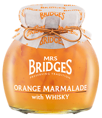 Mrs. Bridges Orange Marmalade with Whiskey - 113g - Sold Out
