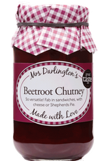 Mrs. Darlington's Beetroot Chutney - 312g - 2 In Stock