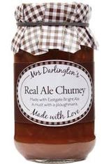 Mrs. Darlington's Real Ale Chutney - 340g - Sold Out