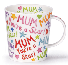 Dunoon Mum You're A Star! - Lomond - 8 In Stock