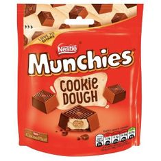 Munchies Cookie Dough Sharing Pouch - 101g- Sold out