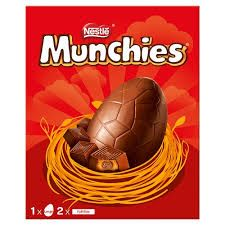 Munchies Large Egg - 284g - Sold Out 2021