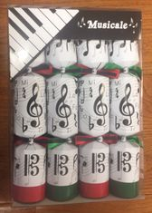 Musicale Crackers - 8 pack - Sold Out