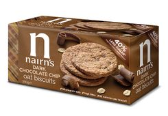 Nairn's  Oat Biscuits Dark Chocolate Chip - 200g