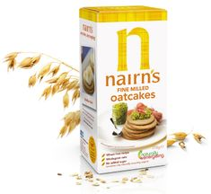Nairn's Fine Milled Oatcakes - 218g - Sold out
