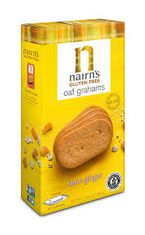 Nairn's Stem Ginger Oat Grahams - Gluten Free - Sold Out