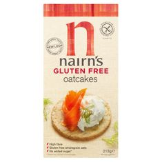 Nairn's Oatcakes - Gluten Free - 213g - Sold Out