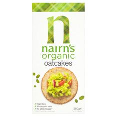 Nairn's Organic Oatcakes - Sold Out