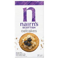 Nairn's Scottish Rough Oatcakes - 291g - Sold Out