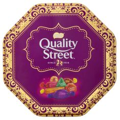Quality Street Festive Tin - 1000g - Sold Out