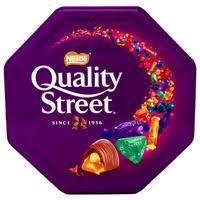 Nestle Quality Street Tin - 900g - Sold Out