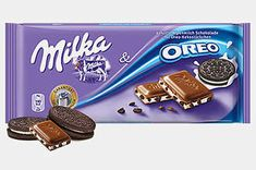 Milka Oreo Bar 100g - Sold Out