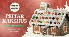 Ny�kers Gingerbread House - Sold Out