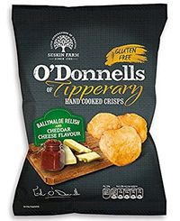 O'Donnells of Tipperary Ballymaloe Relish & Cheddar Cheese - 50g