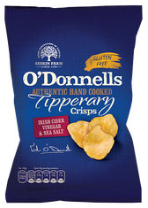 O'Donnells of Tipperary Salt & Vinegar - 50g