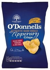 O'Donnells of Tipperary Salt & Vinegar - 50g - Low Stock