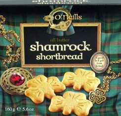 O'Neills Shamrock Shortbread - 160g - Sold out