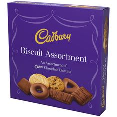 Cadbury Biscuit Assortment - 107g - Sold Out