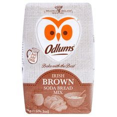 Odlums Brown Soda Bread Mix - 2kg