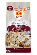 Odlums Irish Fruit Soda Bread Mix - 450g - Sold Out