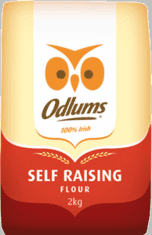 Odlums Self Raising Flour - 2kg