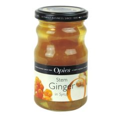 Opies Stem Ginger in Syrup - 280g