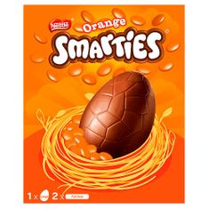 Orange Smarties Egg - 256g  - Sold Out 2021
