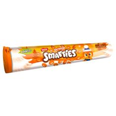 Orange Smarties Tube - 130g - Sold Out 2020