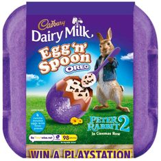 Dairy Milk Egg 'n' Spoon Oreo - 4pk - 136g - Sold Out